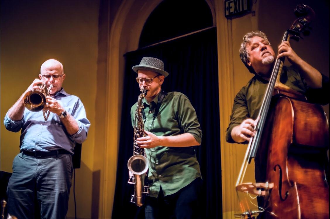 With Dave Ballou & Michael Formanek