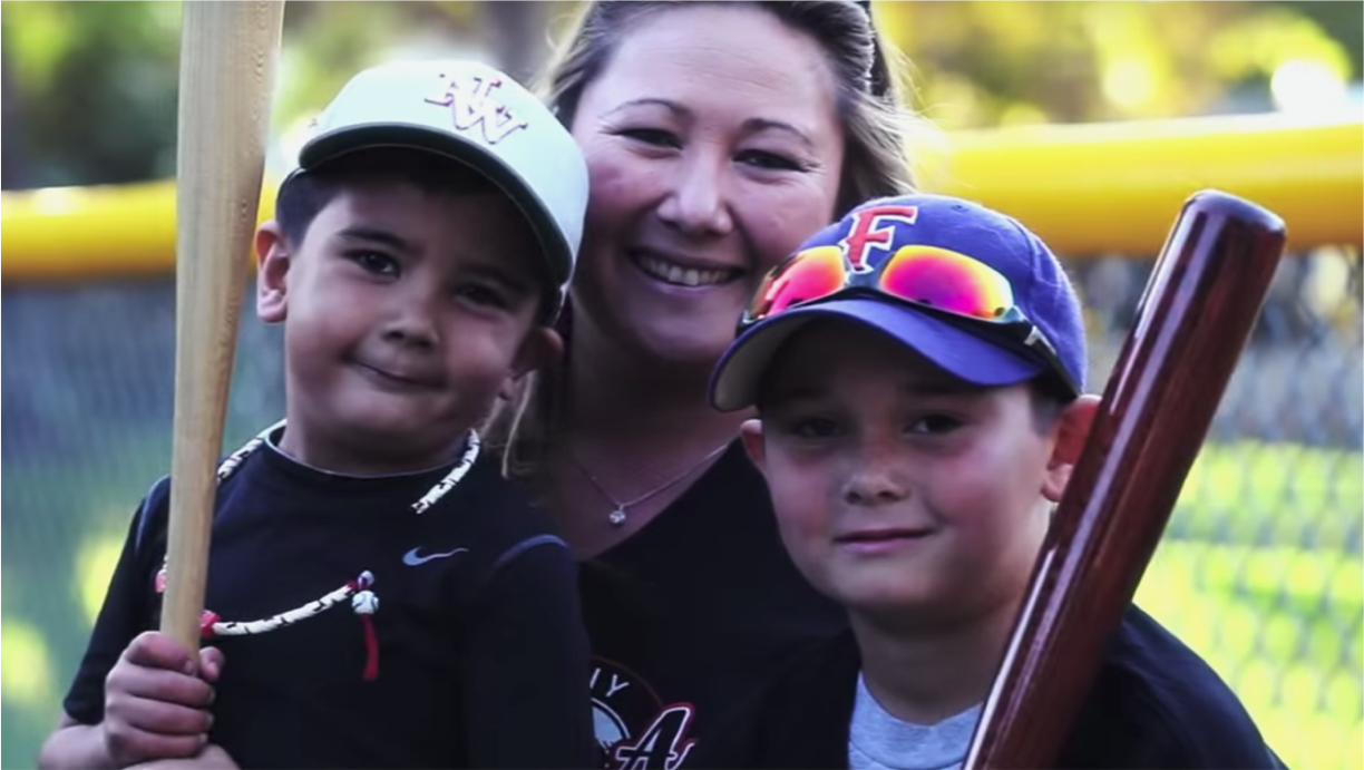"""""""My husband and I know that when kids practice with wood at a young age, they WILL get better. Being able to pay just 29.95 a month for wood bats for my kids, and not having to spend the big cost upfront for a top-notch bat is huge! We love the All-Year Slug Club.""""   ~ Jeanine K. 