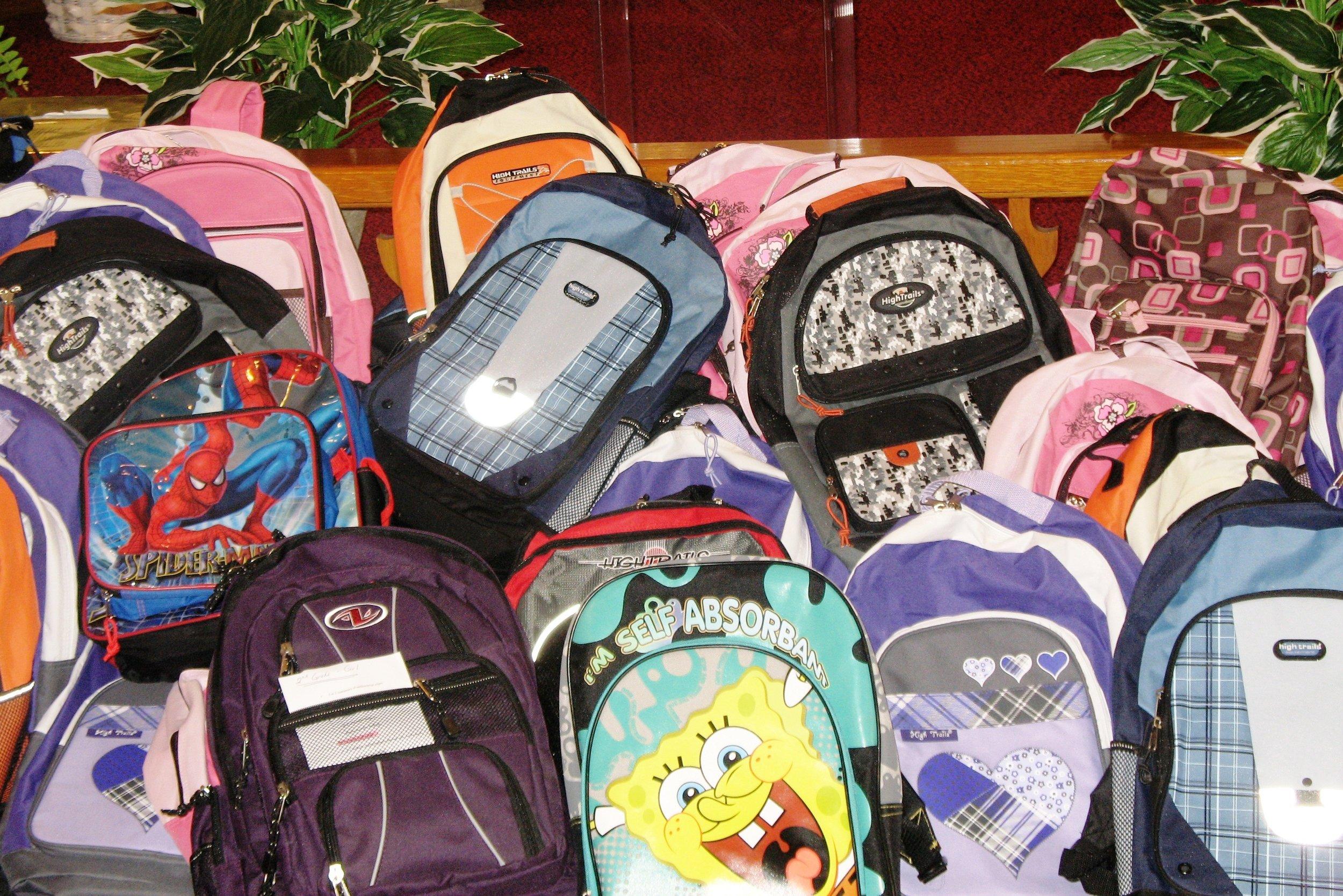 Backpacks .JPG