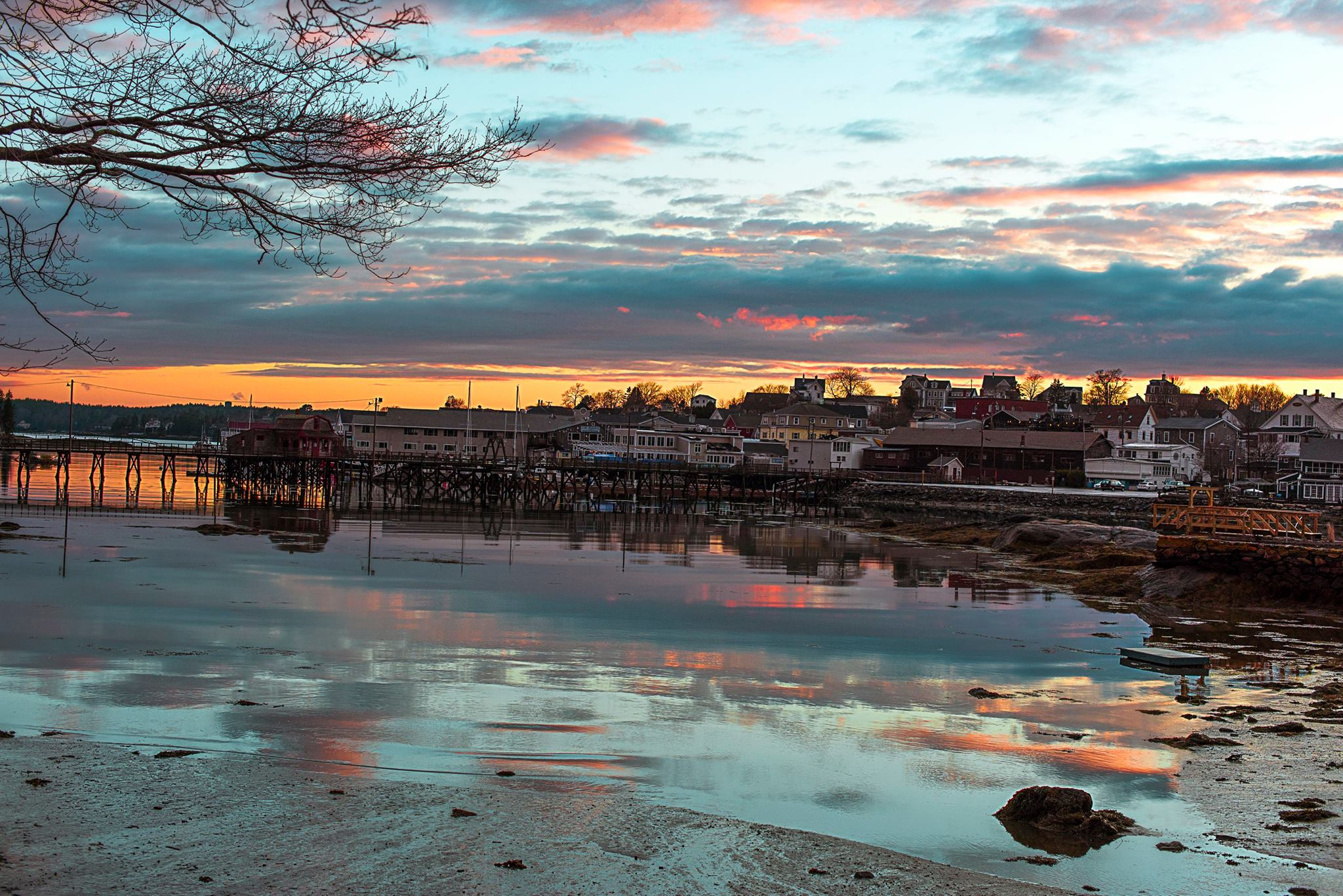 Photo of Boothbay Harbor, Maine by Cody Barry
