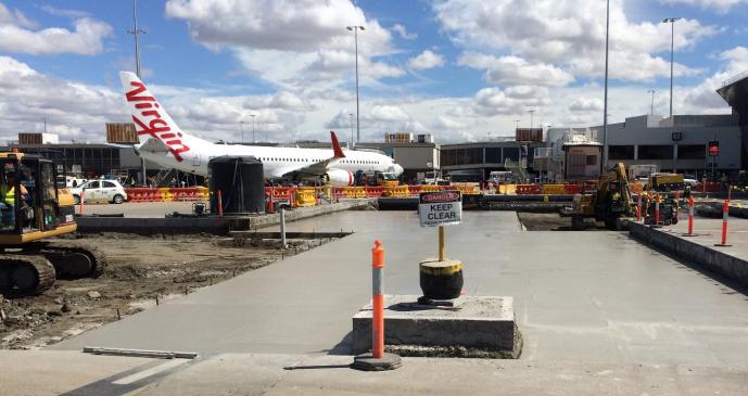 Delta Melbourne UPS Upgrade