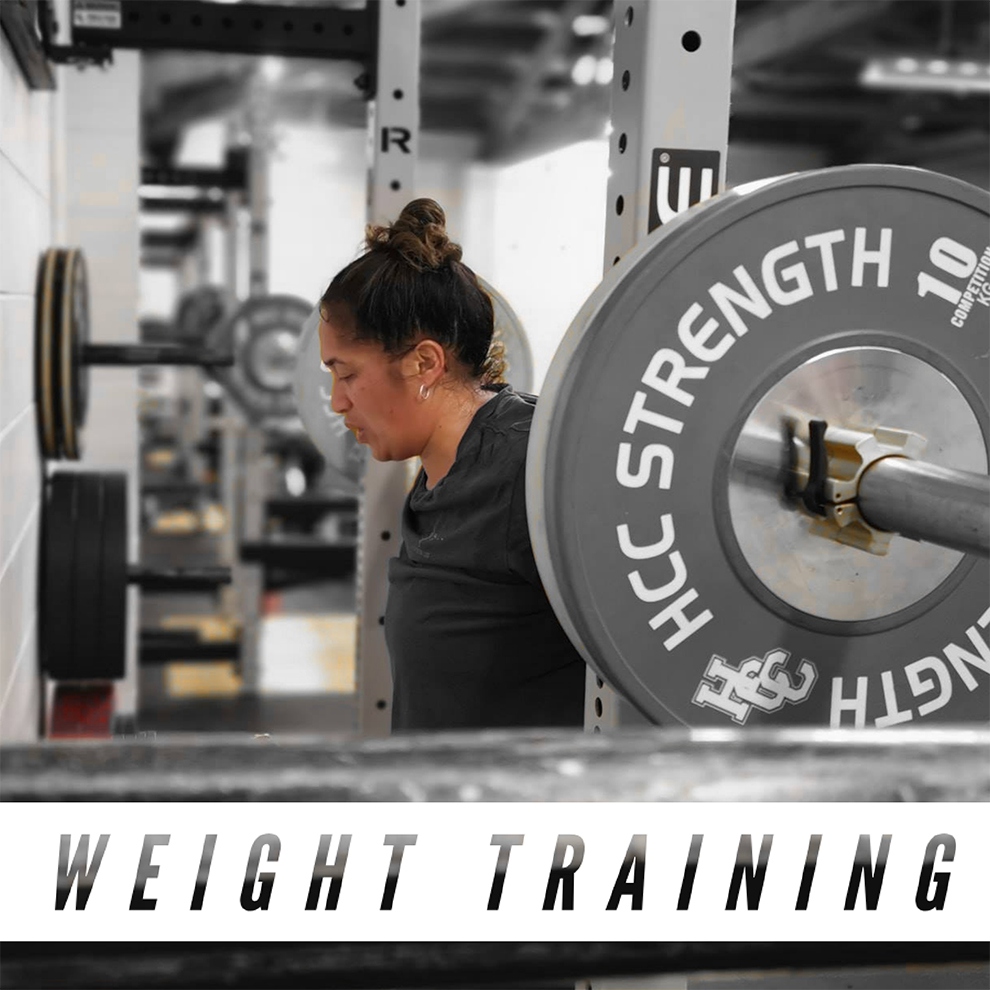 WT - Weight Training - Weight training Classes are 40mins - 1hr in duration. Our weight training programme is simple and is designed to help increase strength and mobility. This programme predominantly focuses on three main lifts, squat, bench and deadlift with added accessory lifts and exercises to compliment these three lifts. You will learn proper lifting techniques to enable you to build confidence around lifting heavy objects, all of which can be transferred over to your normal day to day life.