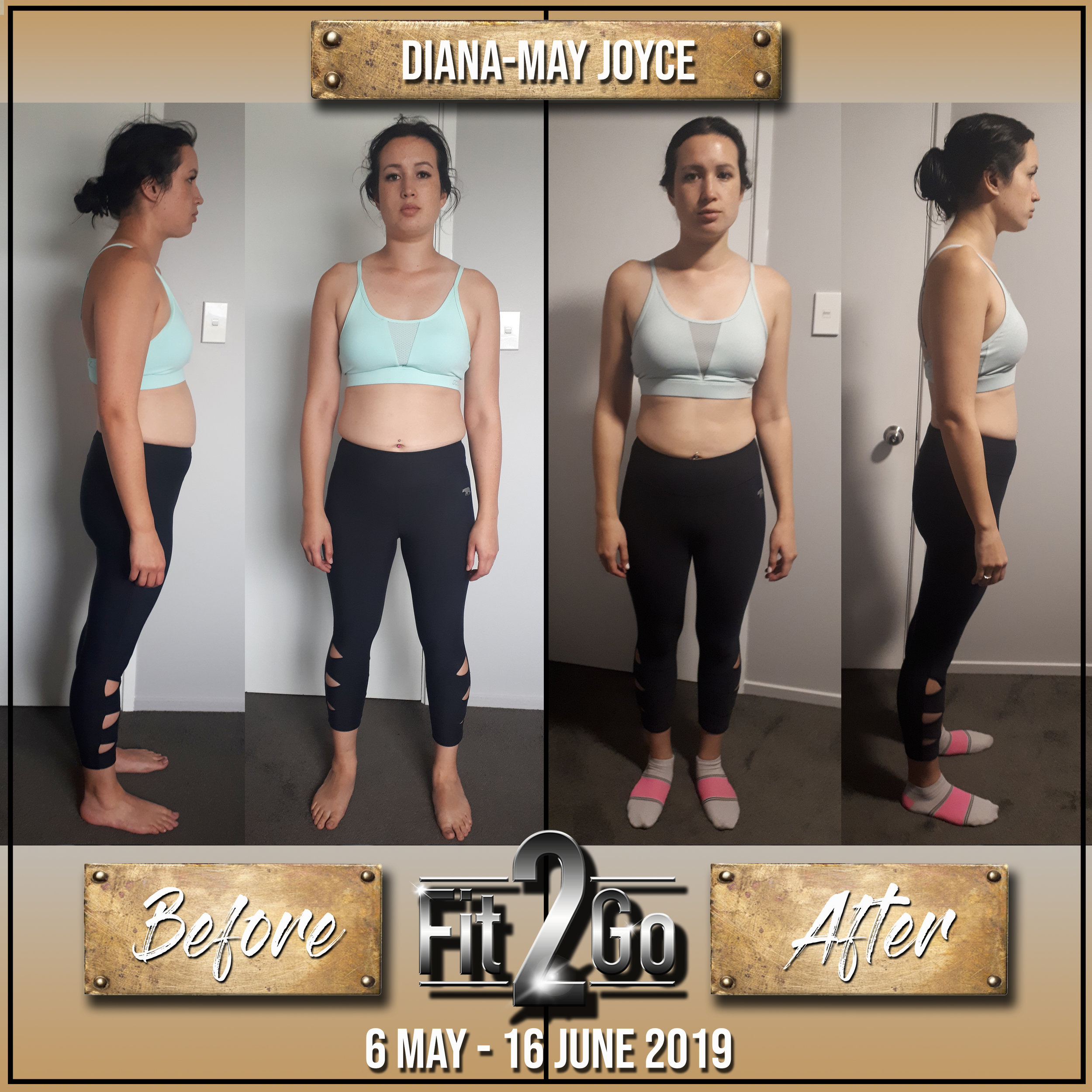Diana-May Joyce before and afters June 2019.jpg