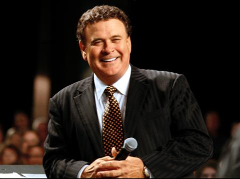 Pastor John Kilpatrick