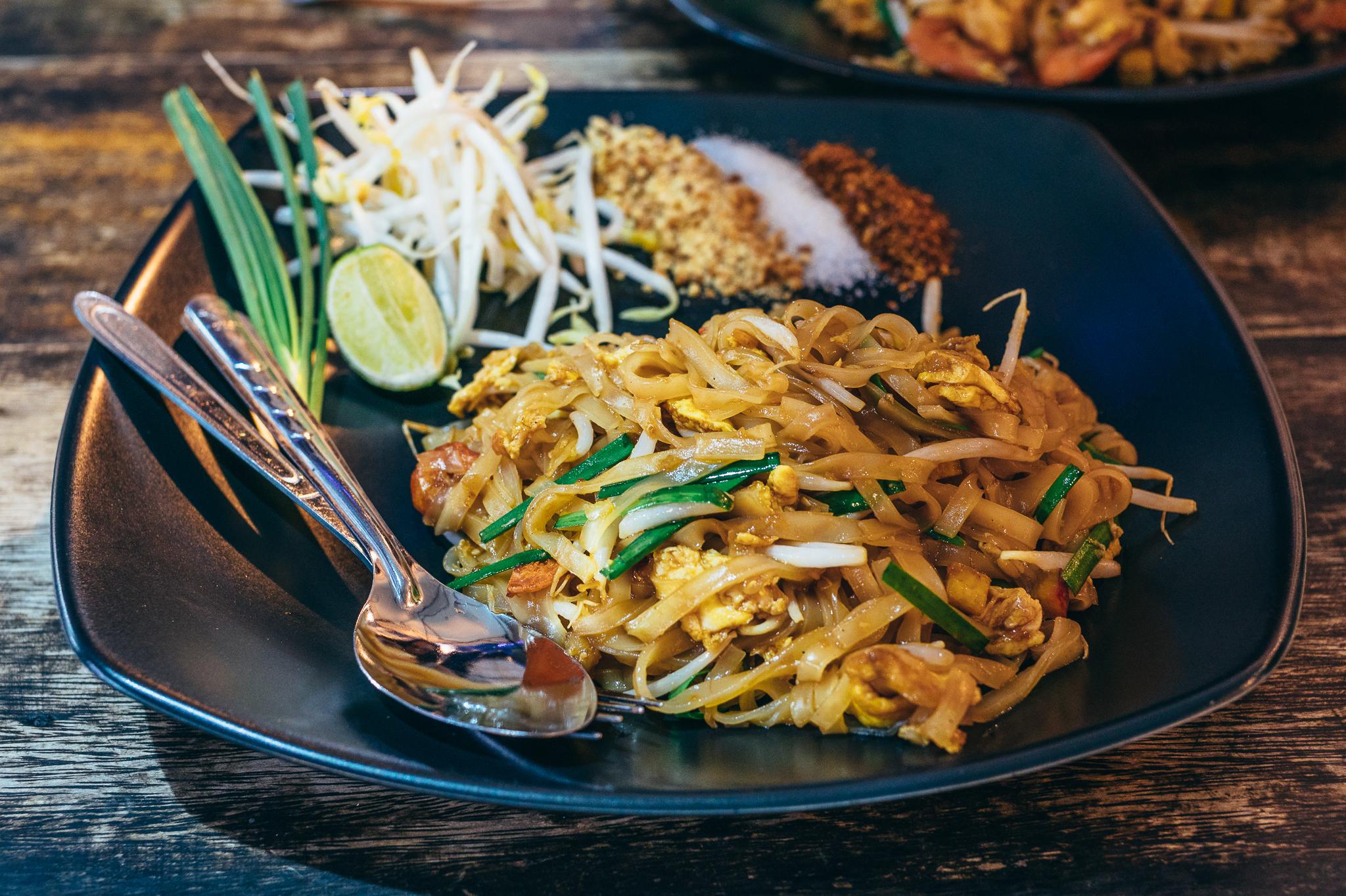 Favorite: Pad Thai