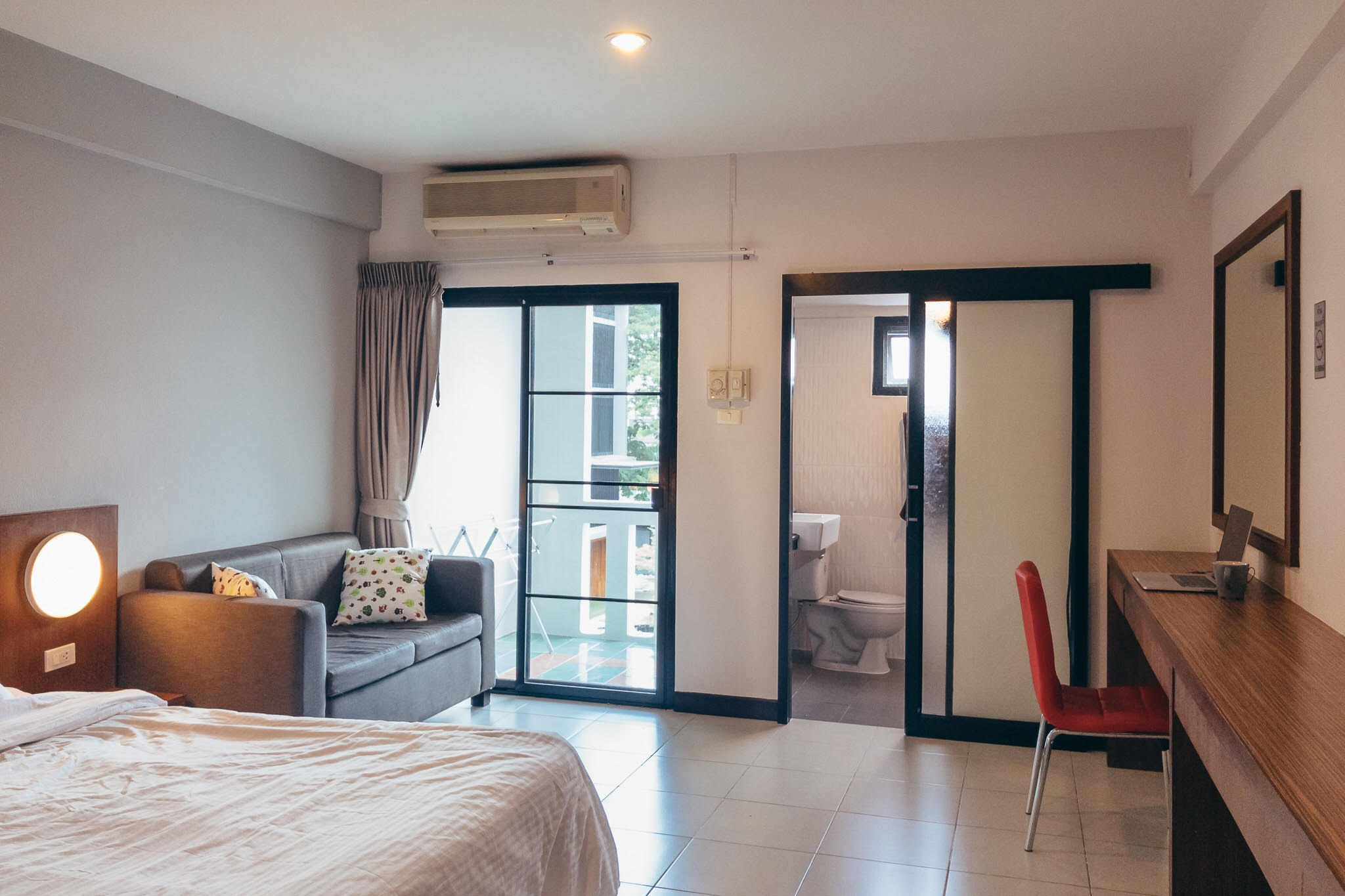 We found our apartment in Chiang Mai!