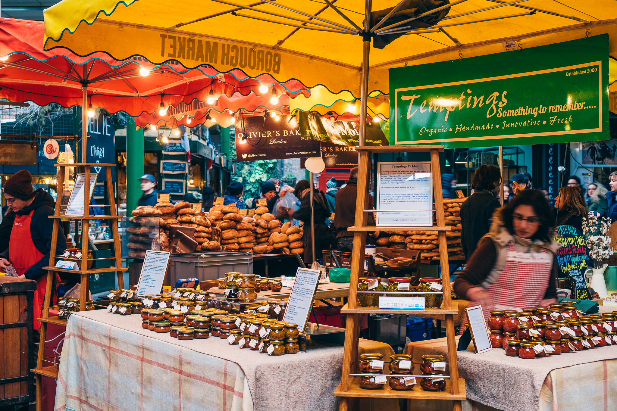 Things to do in London on a Budget - Borough Market-4.jpg