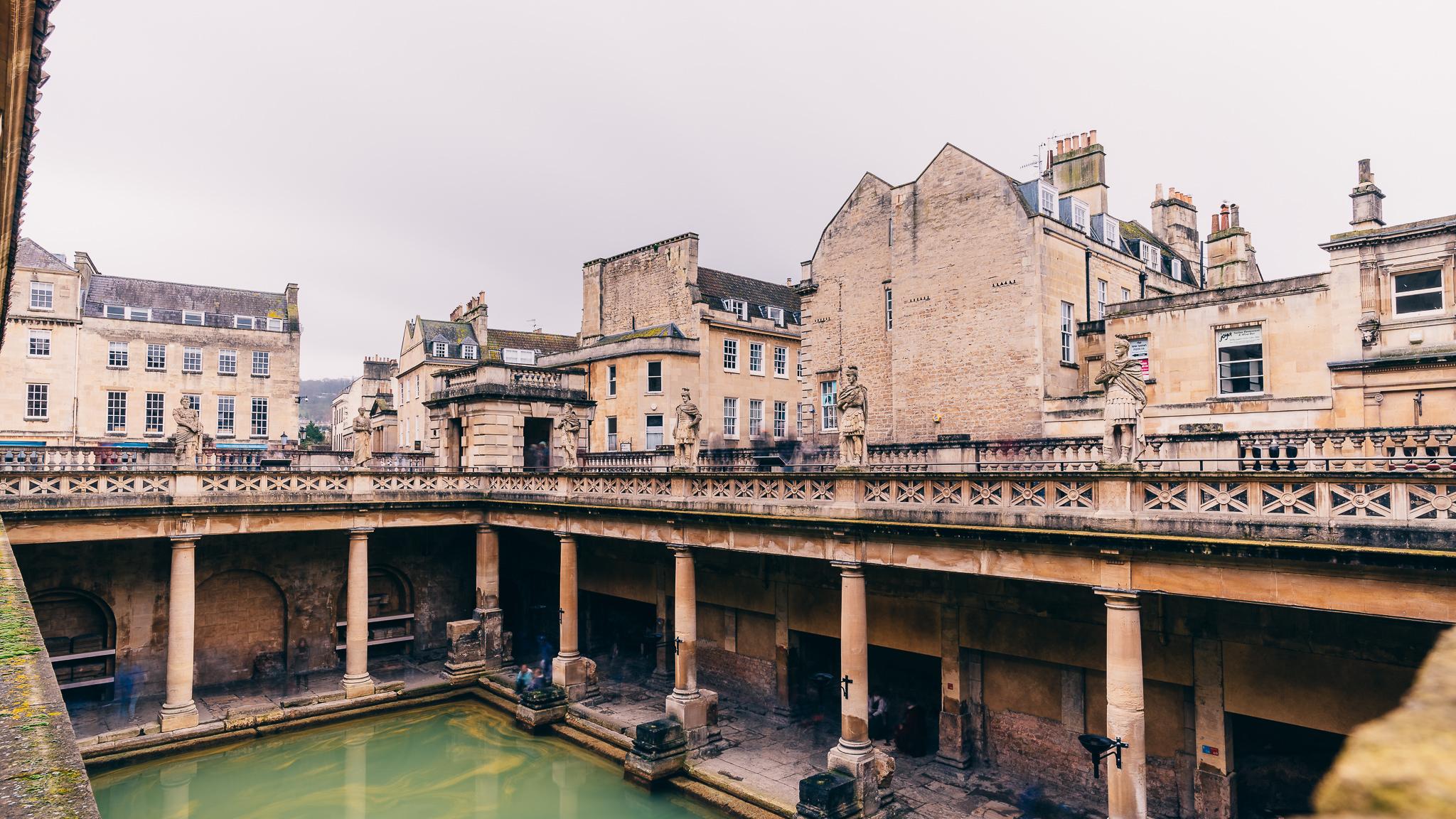 2 Days in Bath, England — Roman Baths-2.jpg