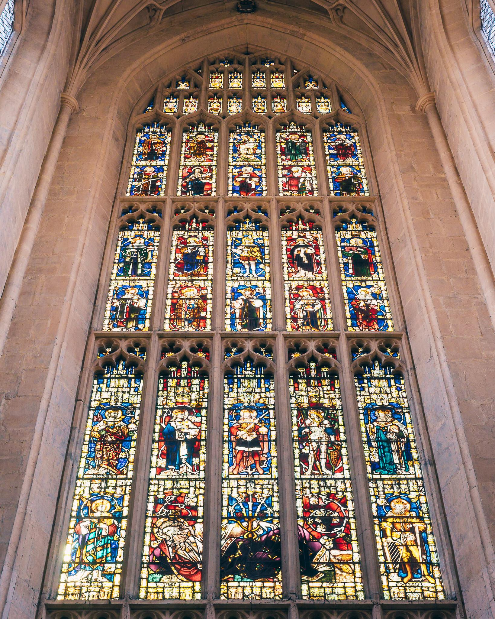 2 Days in Bath, England — Bath Abbey-3.jpg