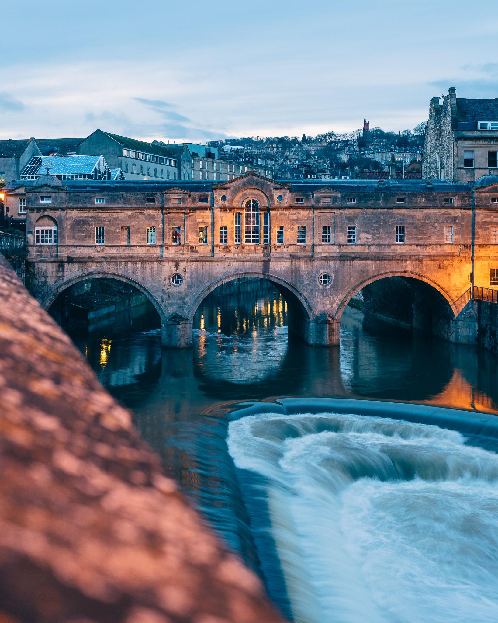 2 Days in Bath, England — Pulteney Bridge-1.jpg