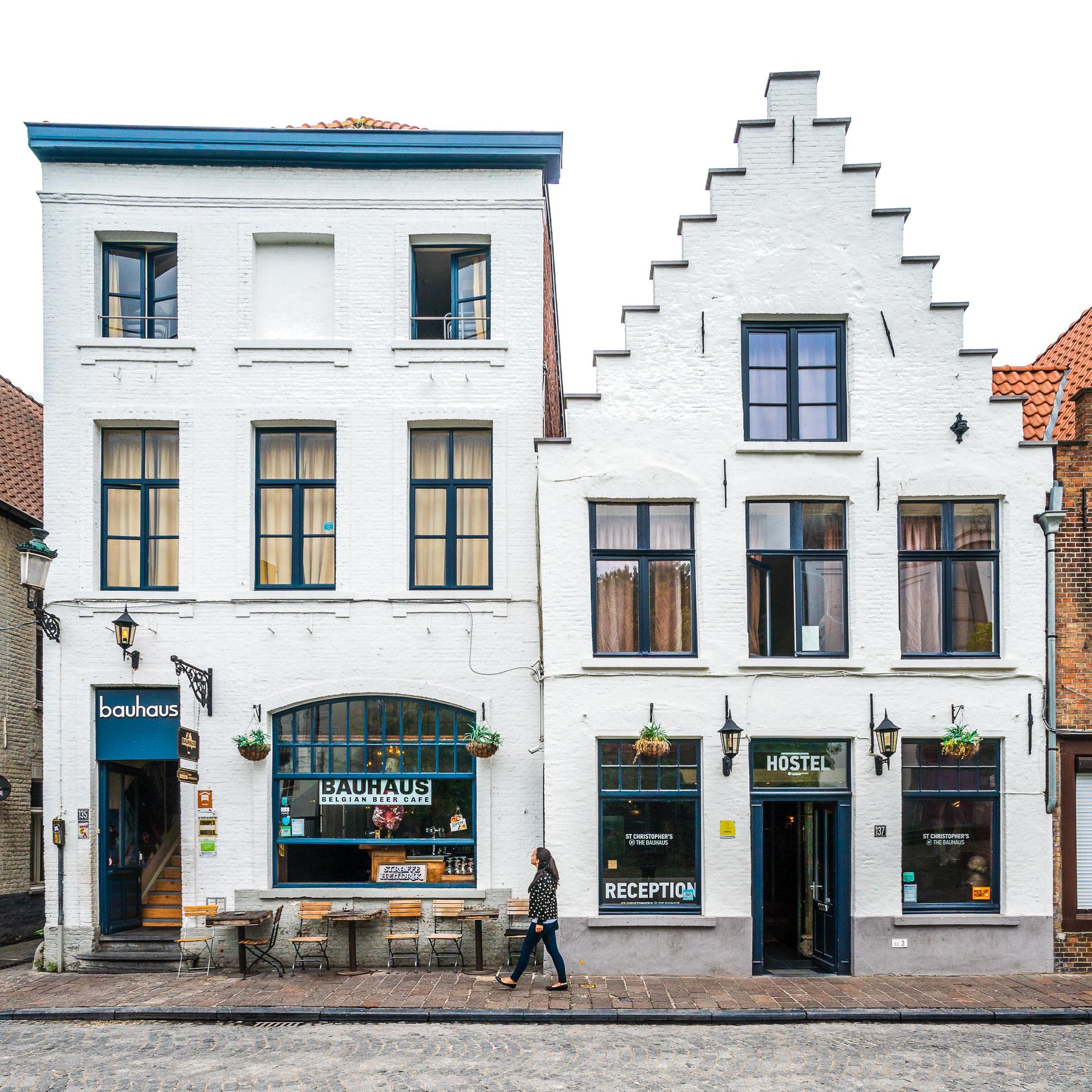 St. Christopher's Inn – Bruges