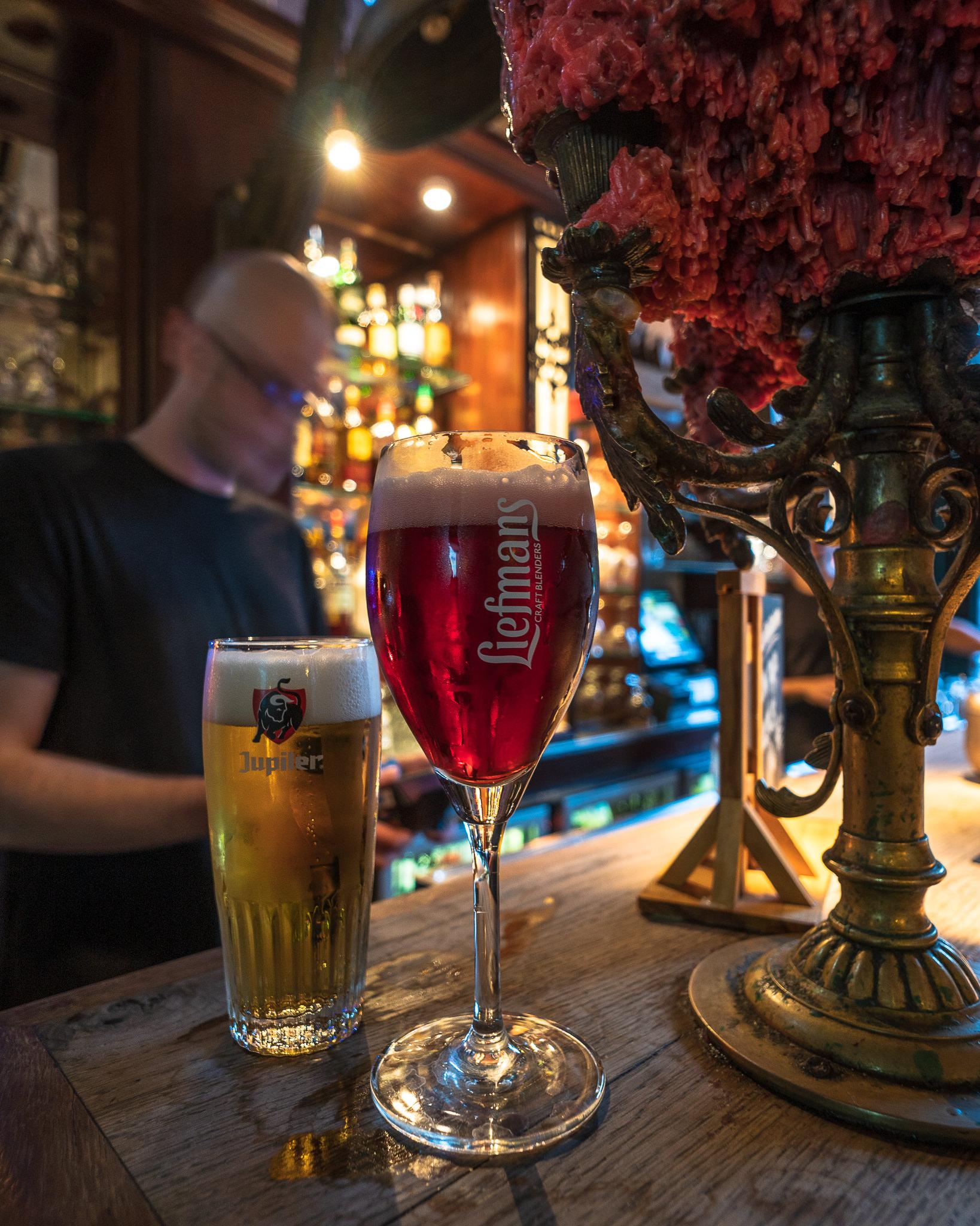 The Bauhaus Bar — Bruges