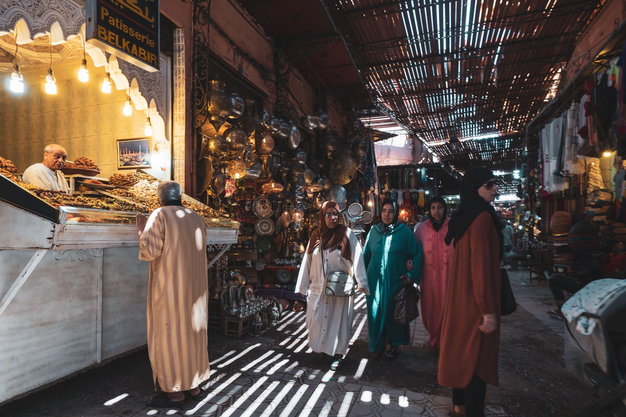 Marrakech Souks – Medina 2