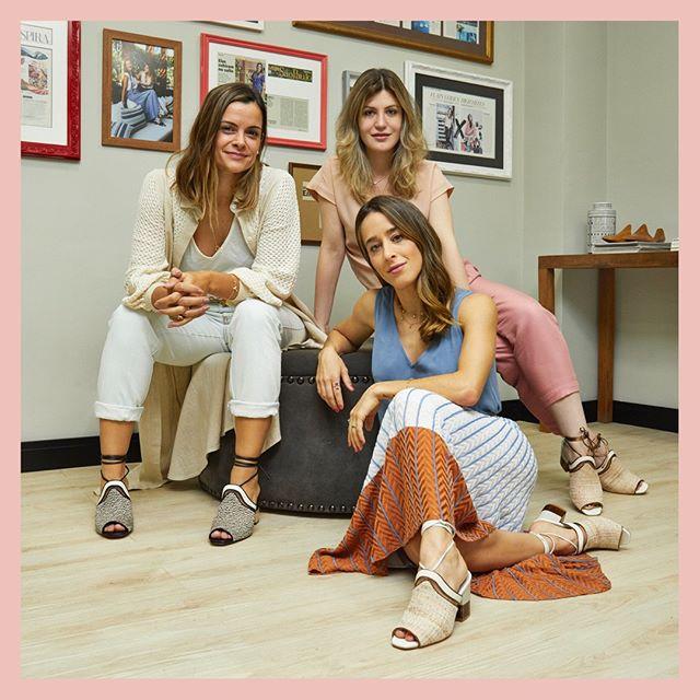 Tatiana Loureiro lança mais uma parceria de sucesso neste mês de Outubro. Desta vez, a marca de sapatos Bléque ( @blequeoficial ) , da designer e empresária Renata Negrão, é a escolhida para a Collab do Verão 2020.⠀⠀⠀⠀⠀⠀⠀⠀⠀ ⠀⠀⠀⠀⠀⠀⠀⠀⠀ #collab