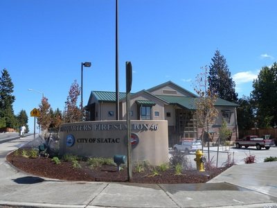 SeaTac Fire Station #46 & Headquarters