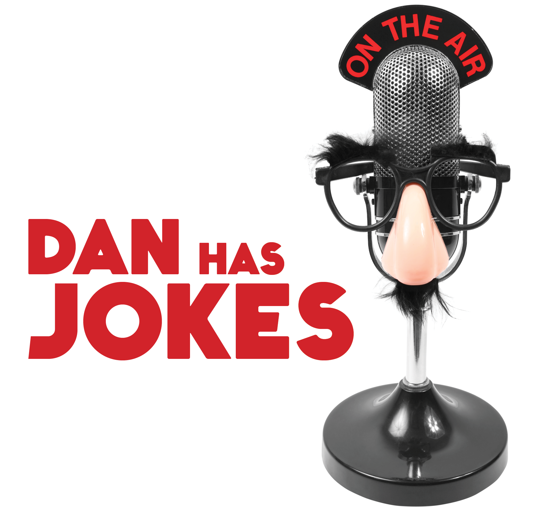 A podcast about jokes and the people who write them.