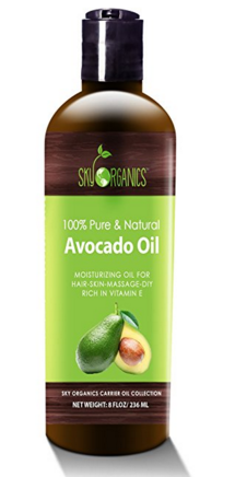 <strong>SKY ORGANICS</strong><br>Cold-Pressed Avocado Oil