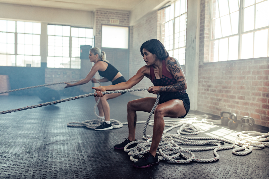 Experiment with workouts with ClassPass.