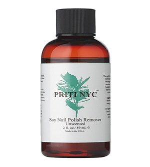 <strong>PRITI NYC</strong><br>Natural Nail Polish Remover