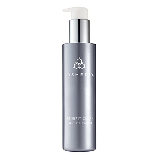 Cosmedix Benefit Clean Gentle Cleanser  lasts a loooong time, and you can use it daily to cleanse your face, in addition to removing heavy makeup.