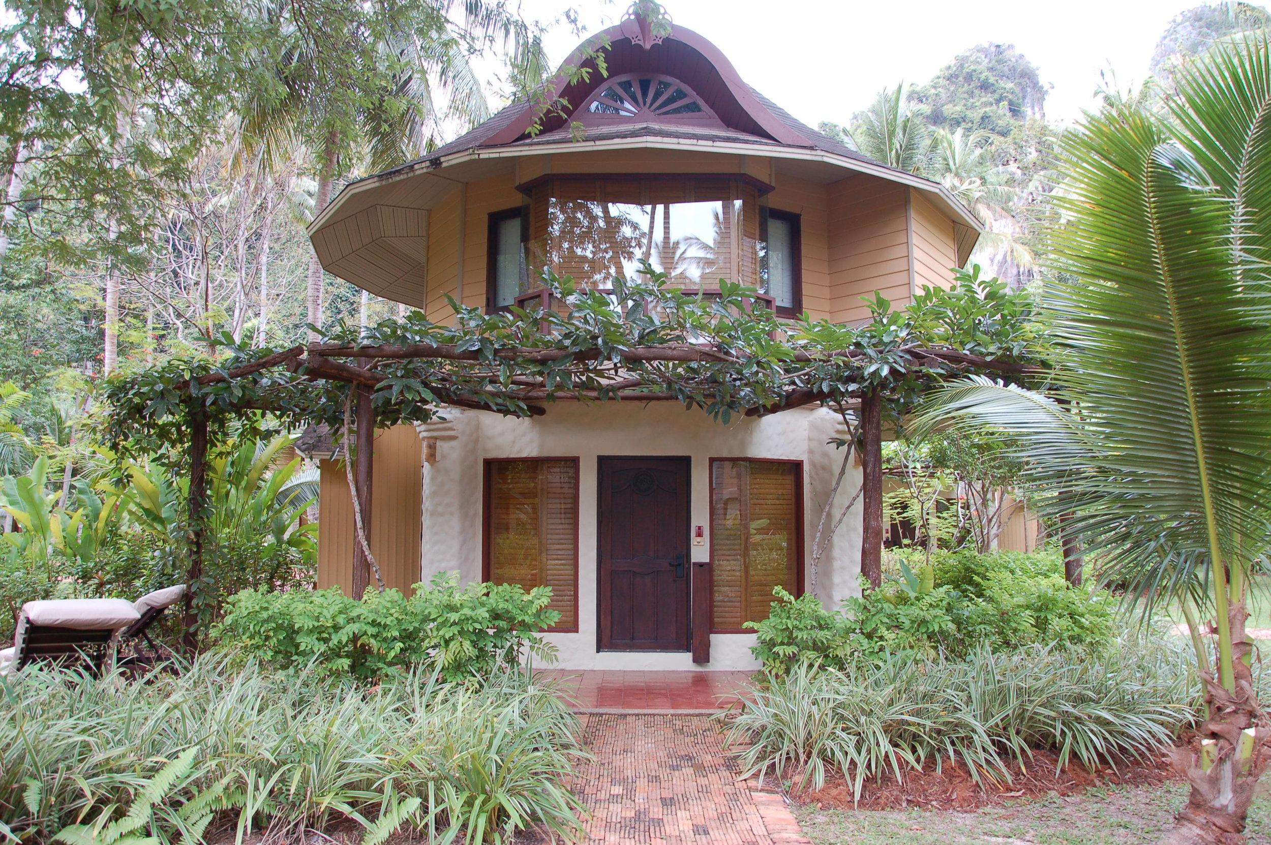 A private villa at Rayavadee