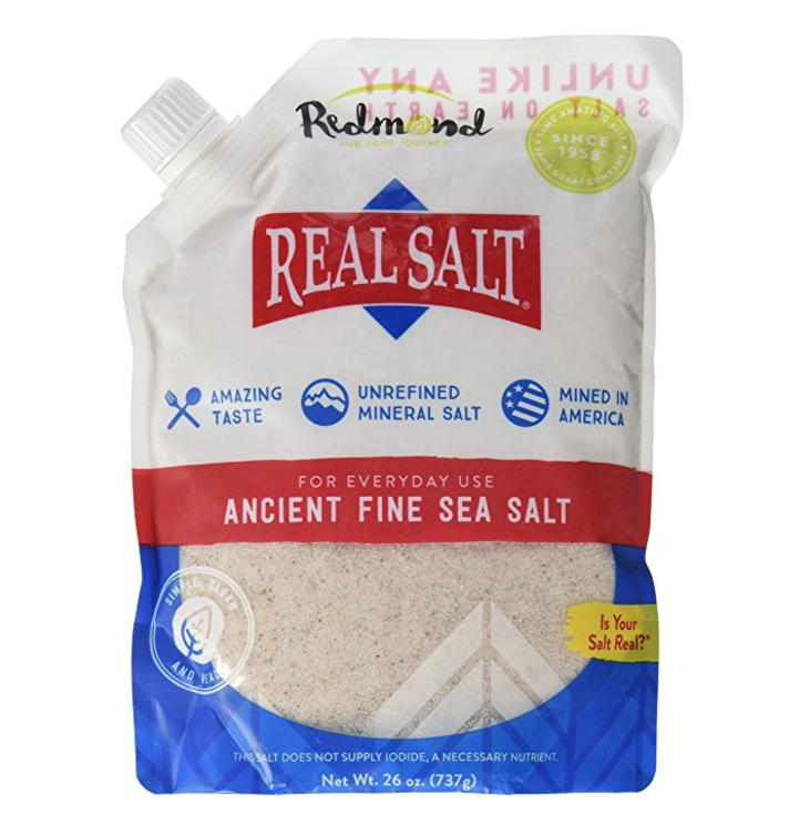 <strong>REDMOND</strong><br>Ancient Fine Sea Salt