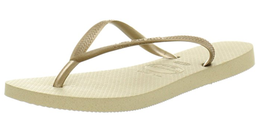 <strong>HAVAIANAS</strong><br>Flip Flops