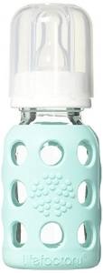 Lifebaby Glass Baby Bottle