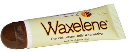 Waxelene's  tube lip balm