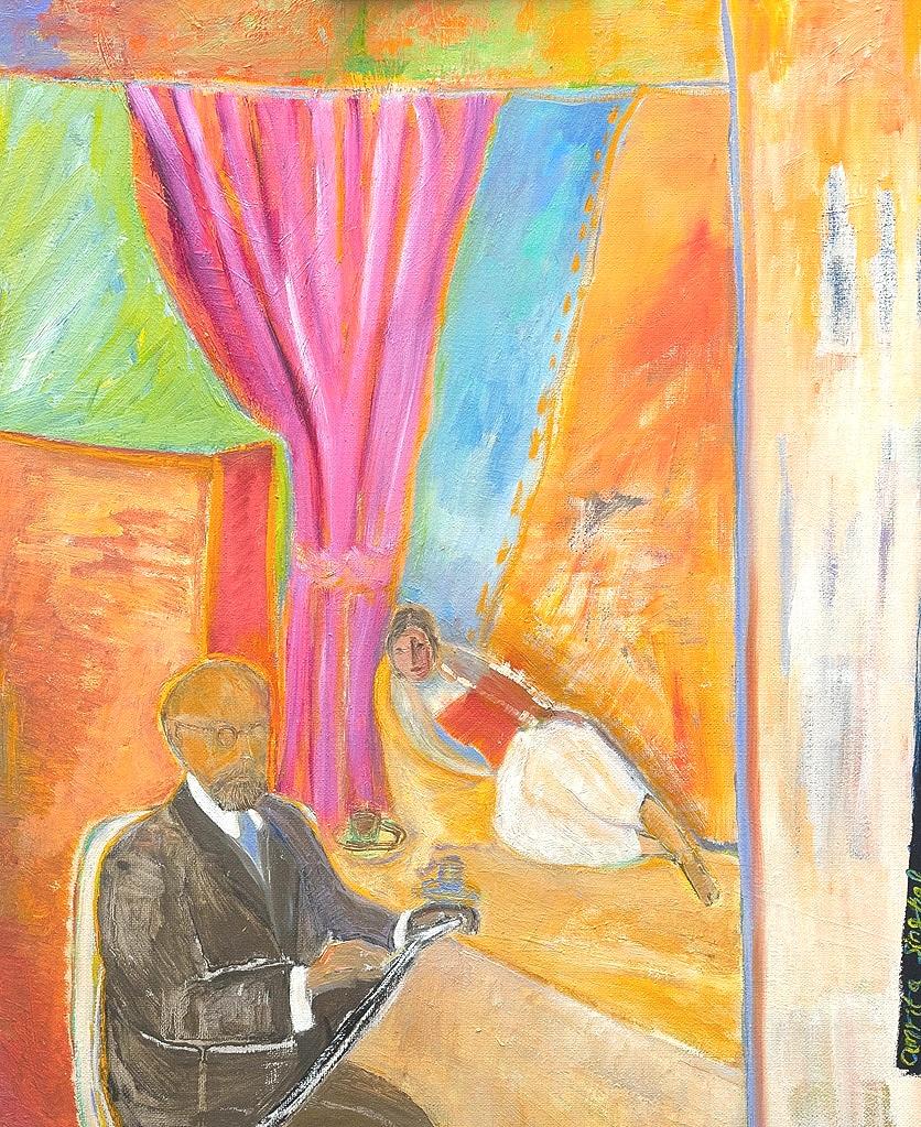 Mon Monsieur Matisse