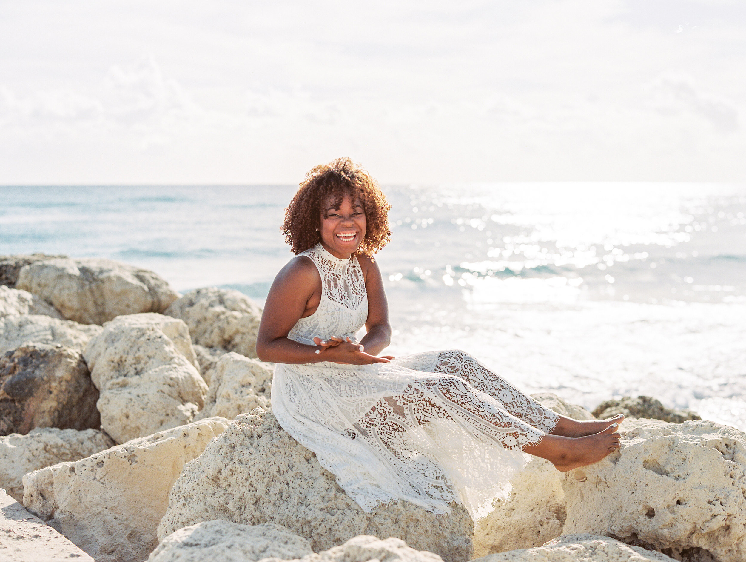 ANTHEA || BEACH PORTRAIT SESSION || WEST PALM BEACH, FL