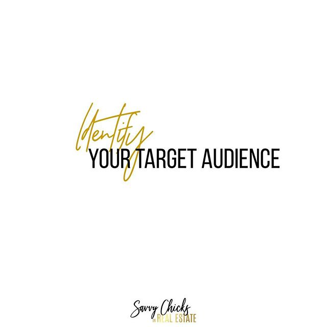 The first step to building a brand message is creating a marketing plan to identify your target 🎯 audience. Who should your marketing efforts be focused on? Where is your audience located? What are their spending habits? Hobbies? Behavior in the marketplace? This will not only help you hone your message, it will help you deliver it to the right places. www.savvychicksinrealestate.com . . . . . . #savvychicksinrealestate #savvyagentchick  #realestatechick #womeninrealestate #ladiesinrealestate #womenrealtors #realtormom #newagent #exprealty #newrealestateagent #realestatetraining #realestateagents #socialmediawealthstrategist #unstoppablelive #shesunstoppablelive