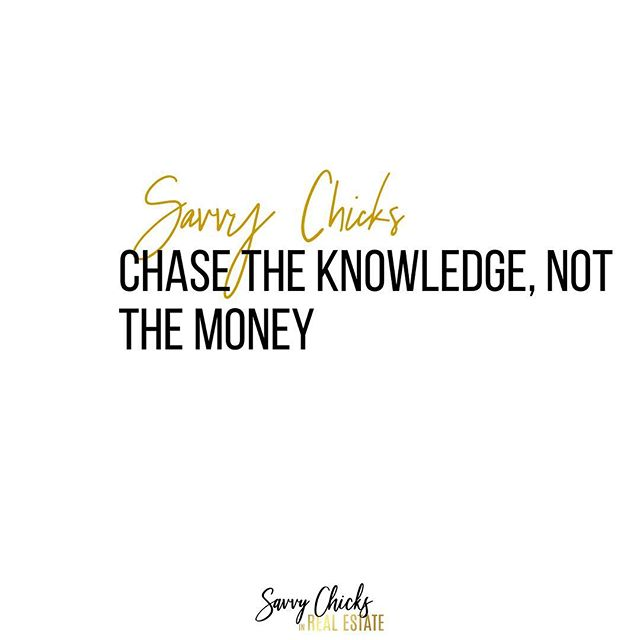 The more you better yourself and prepare for the success, money will find you. www.savvychicksinrealestate.com . . . #savvychicksinrealestate #savvyagentchick #socialmediamanager #socialmediawealthstrategist #socialmediacoach #realestatechick #womeninrealestate #ladiesinrealestate #womenrealtors #realtormom #newagent #exprealty #newrealestateagent #realestatetraining #realestateagents #socialmediastrategist #exprealtyproud #shesunstoppablelive