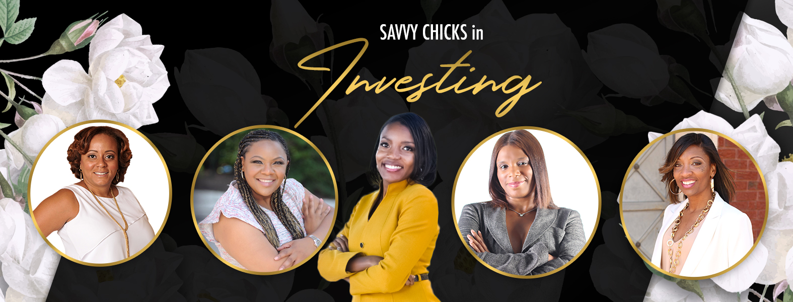2:30pm - 3:45pm | Savvy Chicks in Real Estate Investing - Tax Liens, Flipping to Seven Figures, How to Finance Your Deals, How to Protect your investments, Working with Investors as a Realtor, How to legally start an Airbnb, Start Your own Property Management Company and your own Real Estate Construction Company.Q & AGuest Panelists:Alexis Hart McDowell, Esq. | Law Office of Alexis Hart McDowellCourtney Richardson | The Ivy InvestorChavonna Coles | Dream Design & DevelopmentSherkica Miller-McIntyre | Carod Properties & Divas Doing Real EstateModerator:Rashauna Scott | Flippin' in Heels