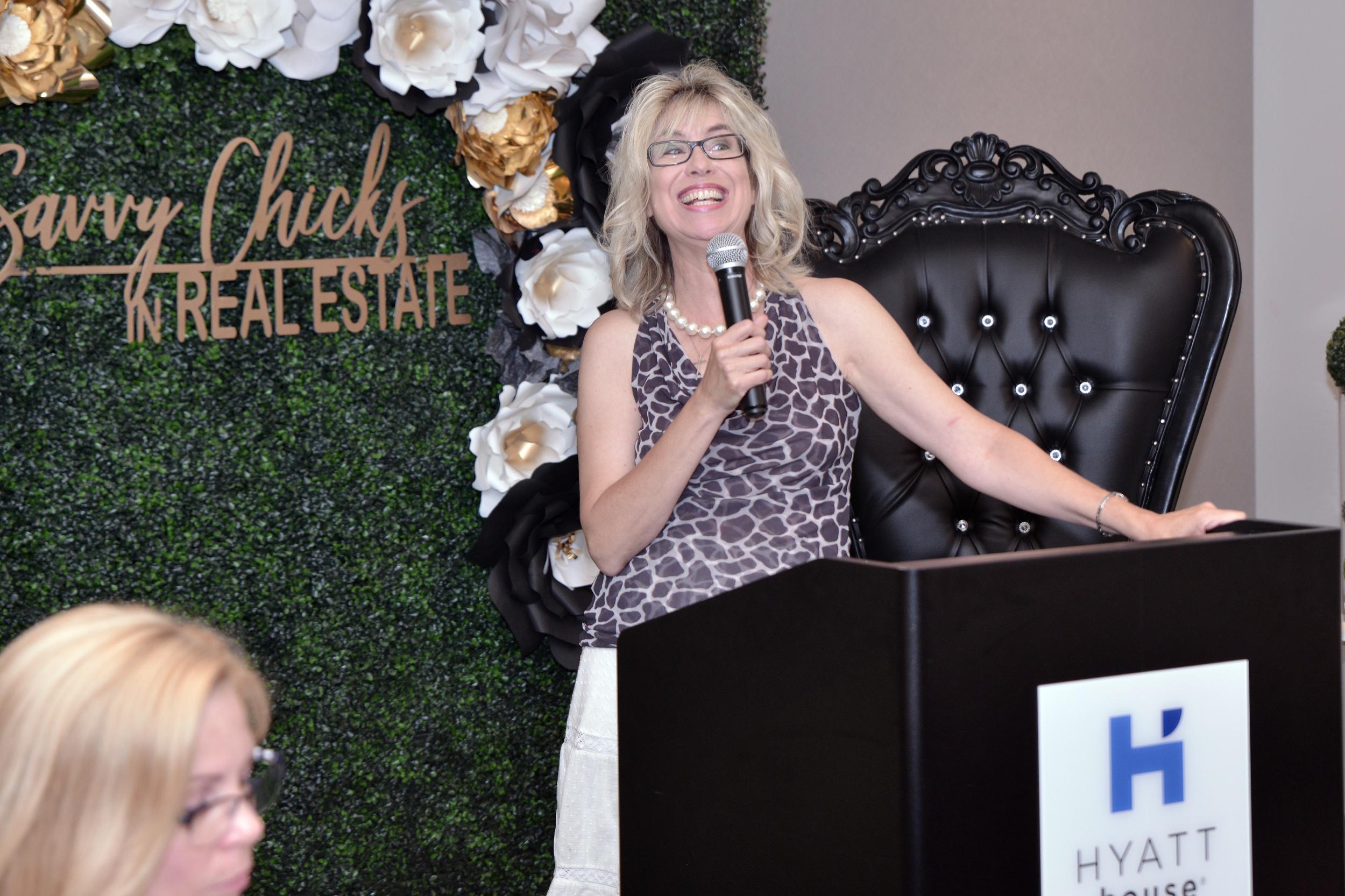 Judy Weber, eal Estate Success Coach, VP & General Legal Counsel of Livy Girl Success Boutique
