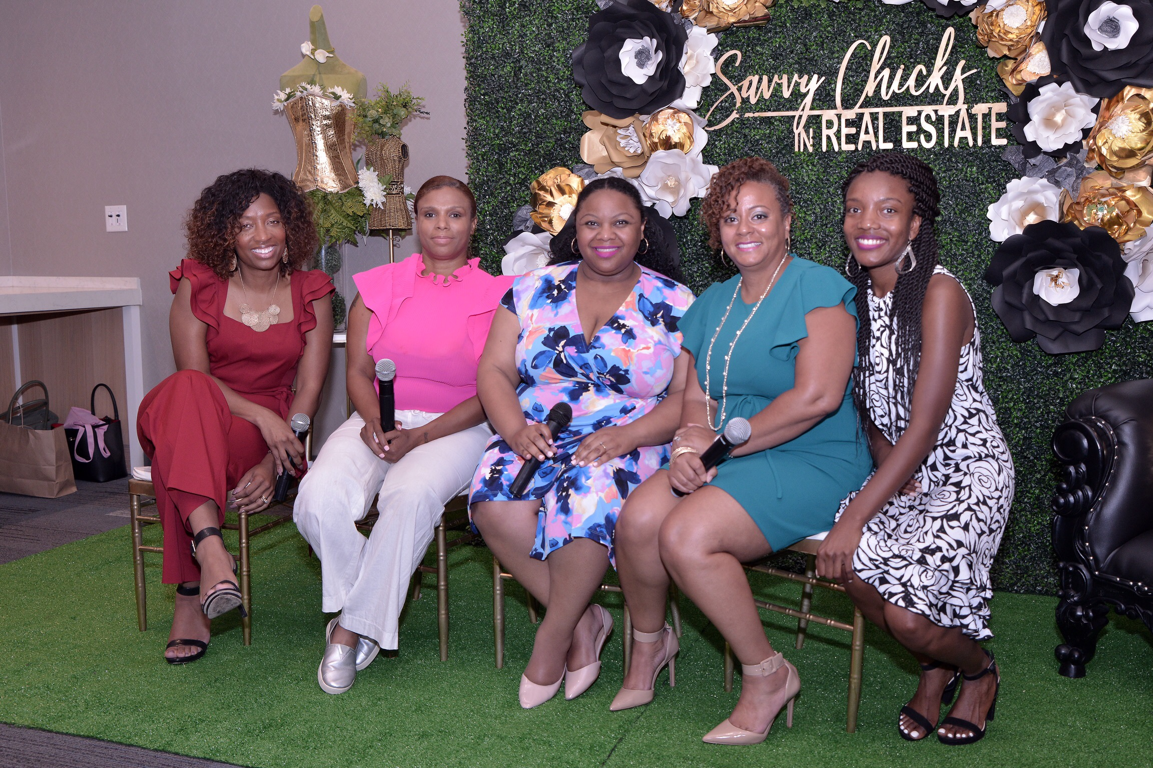 Savvy Chicks in Real Estate Investing
