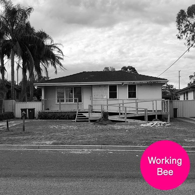 out(fit) + Warlga Ngurra Community Centre Working Bee  Time: 9:00am to 5:00 pm Date: Friday the 24th of May 2019 Address: 29 Shearman Avenue, Raymond Terrace  We are very excited to begin phase one of Warlga Ngurra Community Centre project using funds received from 'Hunter Water love water' grant program. @hunterwater We invite you to come along and help us improve the outdoor area.  Head to our profile and click the link to sign up.  #lovewater #outfitworkingbee #lovewatergrant #hunterwater