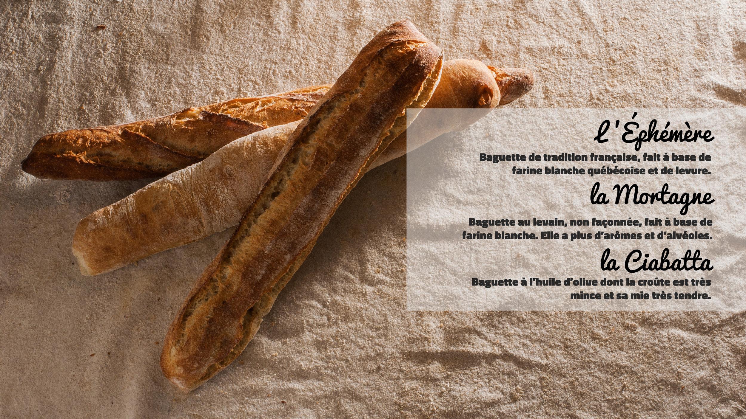 les Baguettes