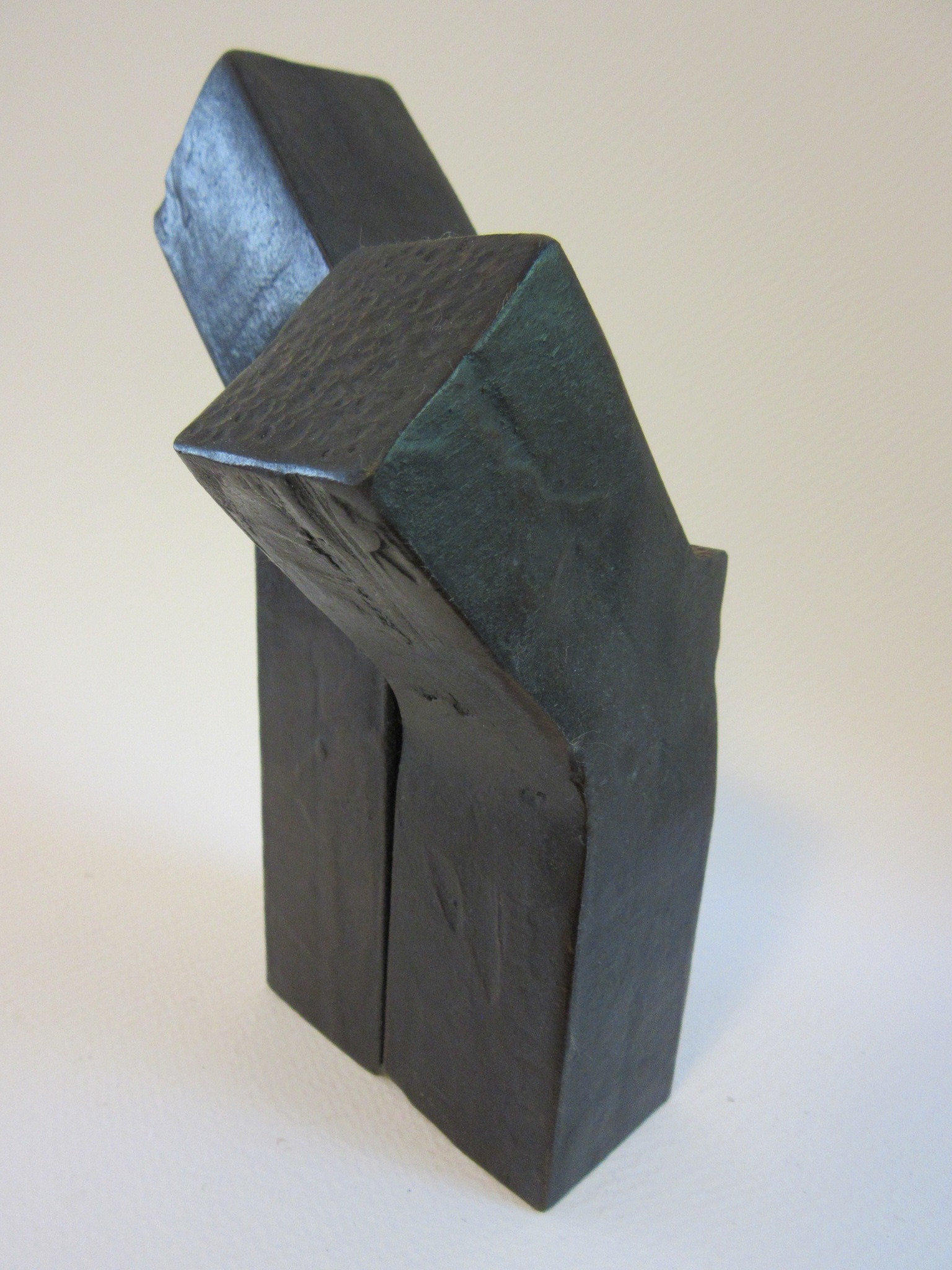 "Untitled , bronze 6.7.5"" x 4.5"" Sold"