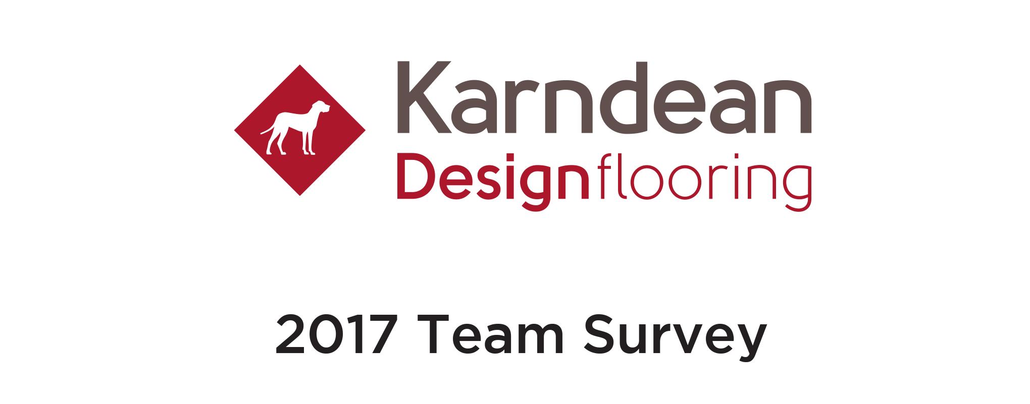 2017 Team Survey - census has closed