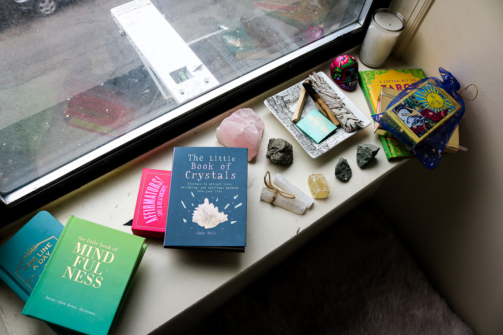 """My """"spiritual center"""" where I come to disconnect with the outside world, and connect with myself."""