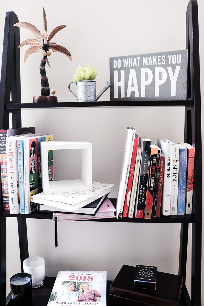 What's on my bookshelf?