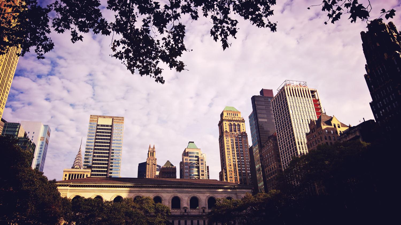 Bryant Park in New York City | OMventure.com