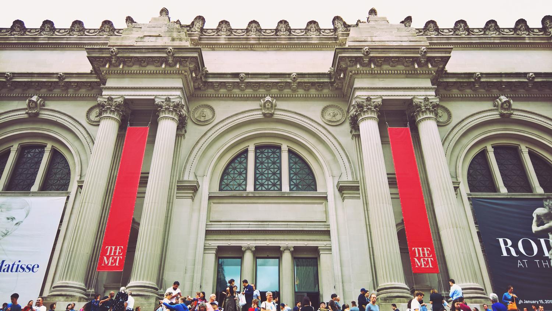 The Metropolitan Museum of Art, NYC | OMventure.com