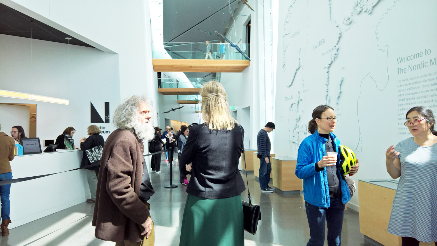 Visiting the New Nordic Museum in Seattle   OMventure.com