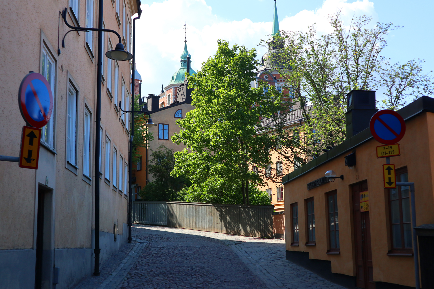 Staying at a Stockholm, Sweden, Airbnb | OMventure.com