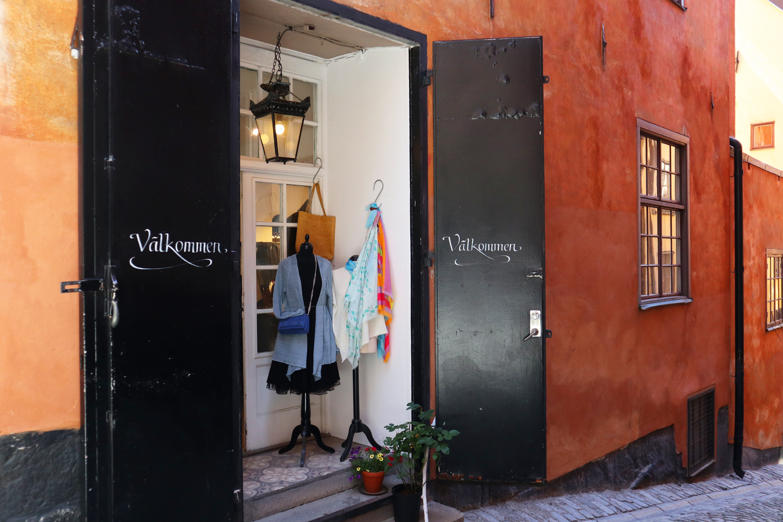 Fashion in Stockholm, Sweden (Sverige)   OMventure.com
