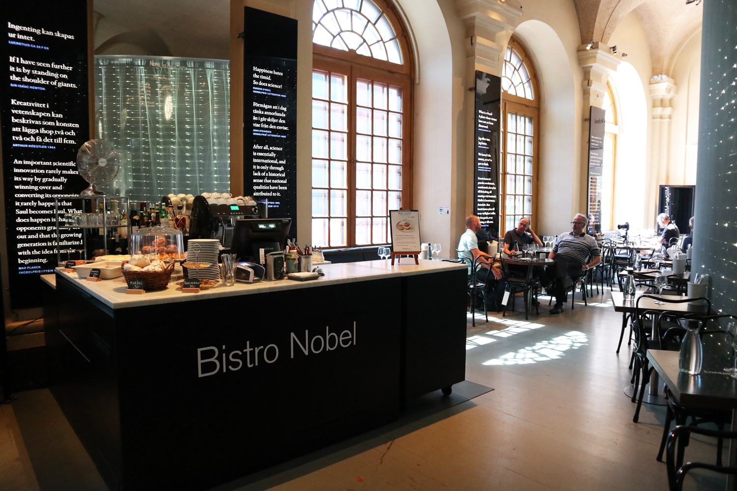 The Nobel Museum: Sharing Alfred's Lasting Legacy | OMventure.com