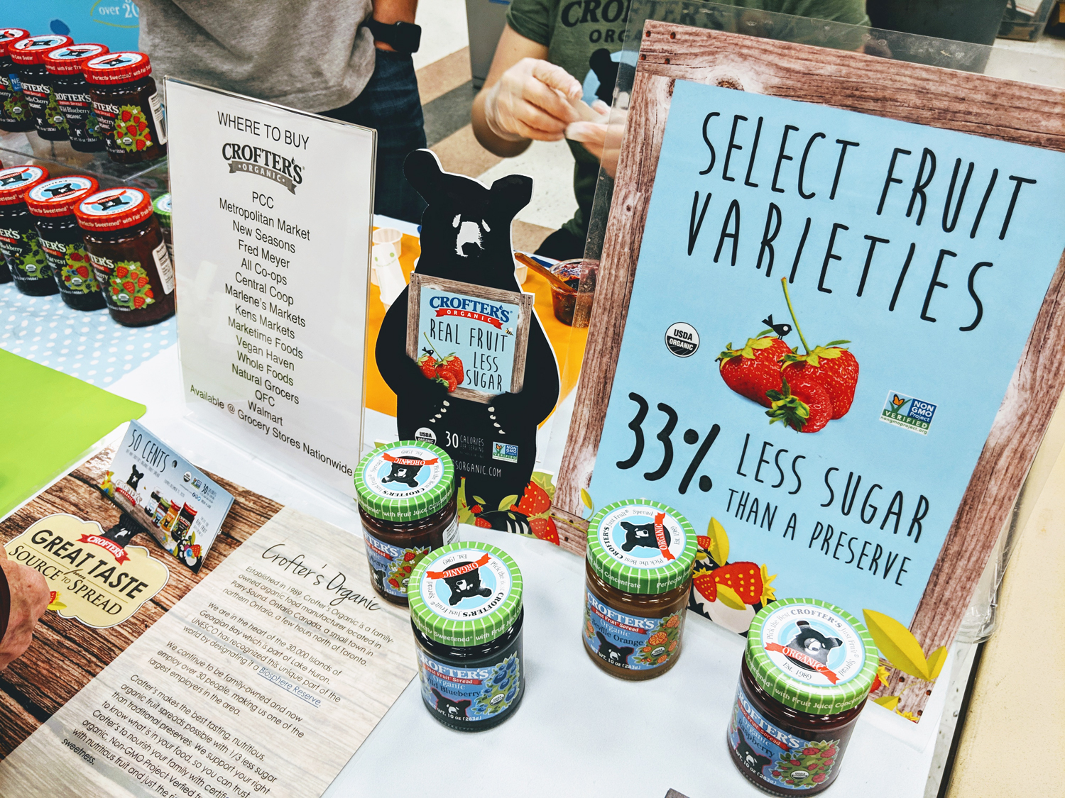 Seattle VegFest 2019: The Food | OMventure.com