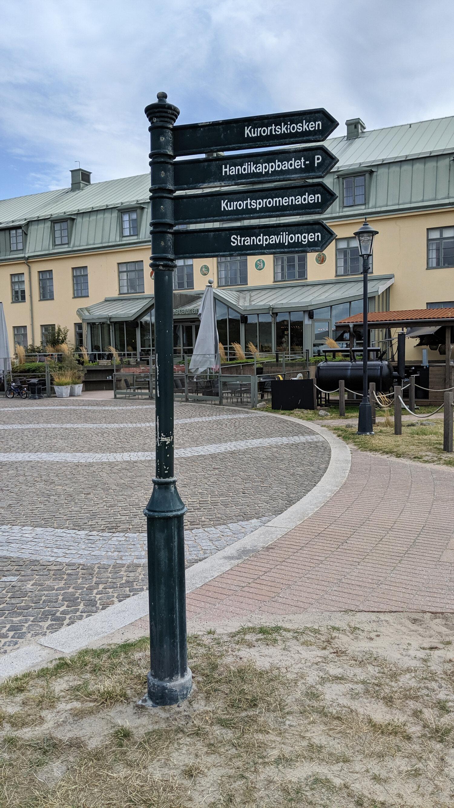 Returning Home to Varberg, Sweden | OMventure.com